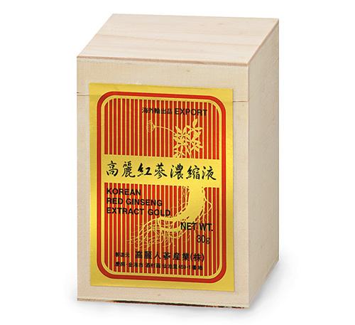 Ginseng Coreano Estratto Rosso Qualità Oro Integratore Ginseng Coreano