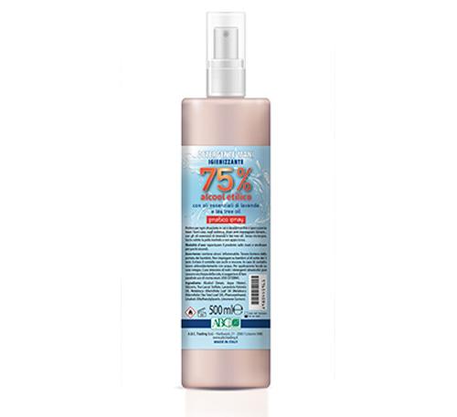 Detergente Igienizzante Mani 75%